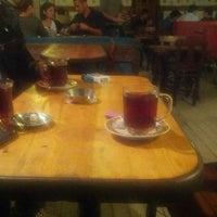 Photo taken at Arka Sokak Cafe by Sertan O. on 10/5/2014