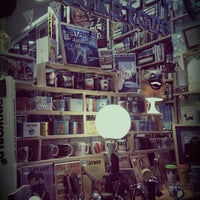 Photo taken at Elephant Bookstore by Marta S. on 9/24/2015