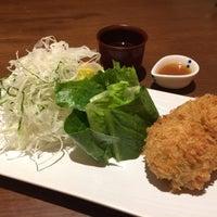 Photo taken at OOTOYA (โอโตยะ) 大戸屋 by maam64 on 3/12/2017