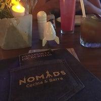 Foto tomada en Nomads Cocina & Barra por Karlos V. el 8/26/2017