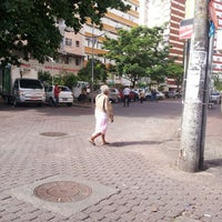 Photo taken at Largo Dois De Julho by Guilherme C. on 4/22/2013