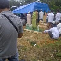 Photo taken at Kuburan Muslimin R.P Soeparto by Boim10 on 11/19/2011