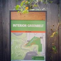 Photo taken at Interior Greenbelt by katherine k. r. on 8/11/2013