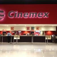 Photo taken at Cinemex by René D. on 12/31/2012