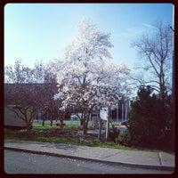 Photo taken at Alumni Hall by Klaldju L. on 5/1/2013
