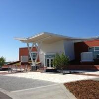 Photo taken at Cascade Meadow Wetlands & Environmental Science Center by Elle W. on 5/24/2013