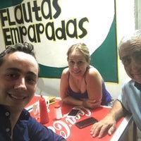 Photo taken at flautas Empapadas by Lalo L. on 8/1/2017