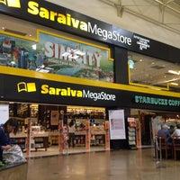 4/11/2013에 Fernando N.님이 Saraiva MegaStore에서 찍은 사진