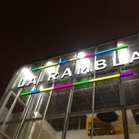 Photo taken at C.C. La Rambla by Fernando N. on 7/23/2013