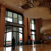 Photo taken at Harbour Grand Hong Kong by Jennifer Y. on 1/7/2013