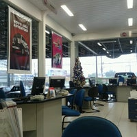 Photo taken at Domani Fiat by Thayza S. on 12/14/2012