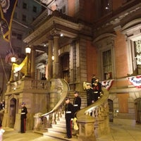 Photo taken at The Union League of Philadelphia by Magda J. on 11/11/2012