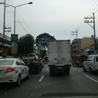 Photo taken at Dr. A. Santos Avenue (Sucat Road) by Ram F. on 1/14/2016