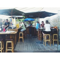 Photo taken at Cool City Oyster Yard by Yuli S. on 7/18/2013