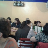 Photo taken at Pozole Estilo Guerrero by Martha Ofelia P. on 4/25/2013