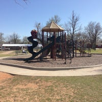 Photo taken at Means Park by Robin G. on 4/20/2013
