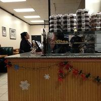 Photo taken at Joe's Pizza by Richard G. on 12/23/2012