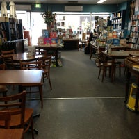 Photo taken at Book Talk Café by David S. on 2/28/2013
