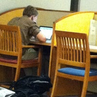 Photo taken at Tisch Library, Tufts University by Sam M. on 3/7/2013