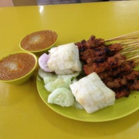 Photo taken at Kovan Hougang Market & Food Centre by Mel C. on 3/17/2013