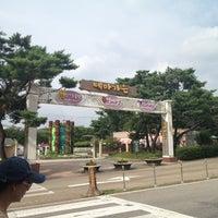 Photo taken at 테마가든 by InBae L. on 8/17/2013