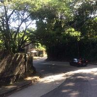 Photo taken at Alto da Boa Vista by Victor L. on 7/16/2017