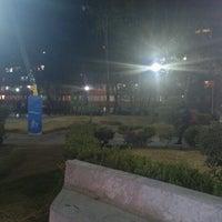 Photo taken at Canchas de La Paz by Quinatzin A. on 1/29/2013