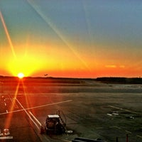 Photo taken at Baltimore/Washington International Thurgood Marshall Airport (BWI) by Candy R. on 1/3/2013