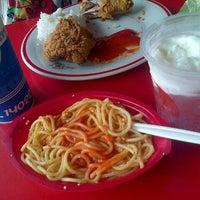 Photo taken at KFC by Yooke A. on 2/19/2014