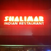 Photo taken at Shalimar by Dominic D. on 2/9/2013