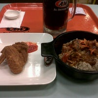 Photo taken at A&W by Henny I. on 5/30/2013