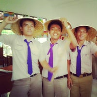 Photo taken at SMAN 9 Pekanbaru by samuel s. on 1/16/2013