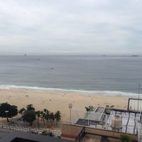 Foto tirada no(a) Oceano Copacabana Hotel por Яйцеслав em 5/11/2015