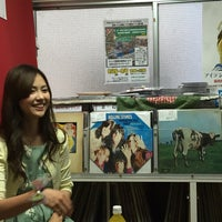 Photo taken at parks records by ハイボール on 7/26/2016