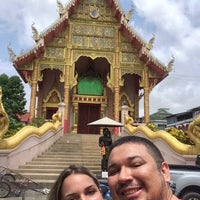 Photo taken at Wat Sri Boon Rueang by Egidio F. on 5/29/2016