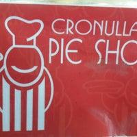 Photo taken at Cronulla Pie Shop by Rio Valerie T. on 7/14/2014