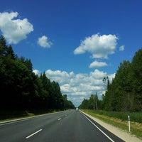 Photo taken at Pärnu - Tallinn maantee by Dimka D. on 7/28/2013