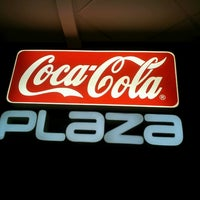Photo taken at Coca-Cola Plaza by Dimka D. on 5/30/2013