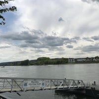 Photo taken at Anleger Linz by Vpattra W. on 4/28/2018