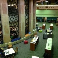 Photo taken at Norlin Library - University of Colorado at Boulder by Veiko K. on 2/14/2013