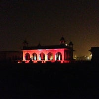 Photo taken at Red Fort (Lal Qila) by Veiko K. on 12/30/2012