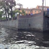 Снимок сделан в Чижик-Пыжик пользователем Sergei D. 7/6/2013