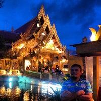 Photo taken at The Golden Kinnaree Buffet Restaurant by Eddie C. on 7/5/2013