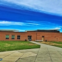 Photo taken at Carrboro High School by Jed R. on 1/3/2016