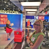 Photo taken at CNN by Jed R. on 9/6/2015