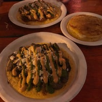 Photo taken at Palenque Colombian Food Truck by Kelvin C. on 9/5/2017
