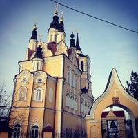 Снимок сделан в Октябрьский взвоз пользователем Denis N. 3/29/2014
