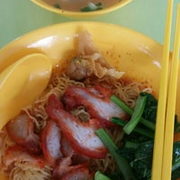 Photo taken at Tanjong Rhu Wanton Noodle by eViL_LiLuRa on 3/7/2016
