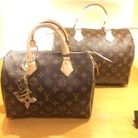 Photo taken at Louis Vuitton 小田急新宿店 by Nopphapadol Y. on 12/9/2015