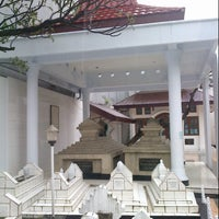 Photo taken at Makam Pangeran Diponegoro by Romy A. on 3/15/2013